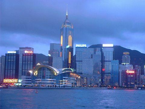 Гонконг, Гонконг Айленд