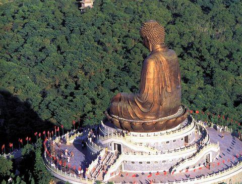 Гонконг, Храм Будды