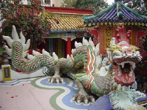 Гонконг, Дракон