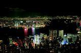 Гонконг, Вид с пика Виктория