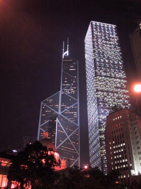 Гонконг, Отель Ренессанс