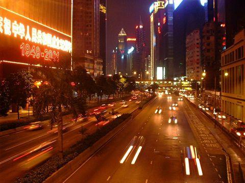Гонконг, Улицы Гонконга