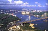 Гонконг, Дорога из аэропорта
