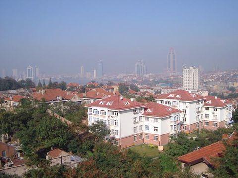 Циндао, Жилой квартал