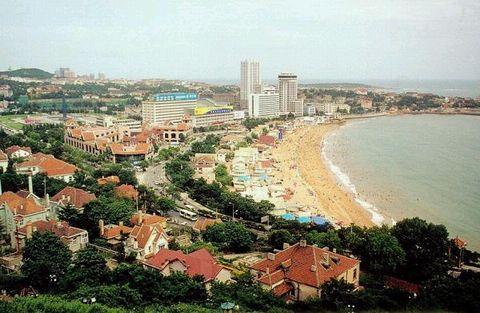 Циндао, Пляж