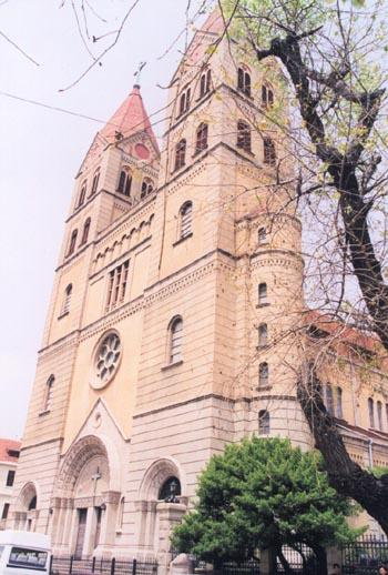 Циндао, Католический собор