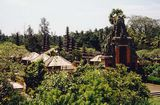 о. Бали, Храм Менгви