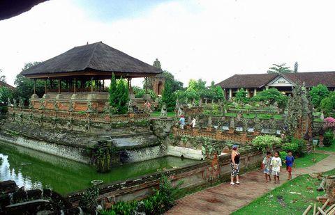 о. Бали, Кертагоса