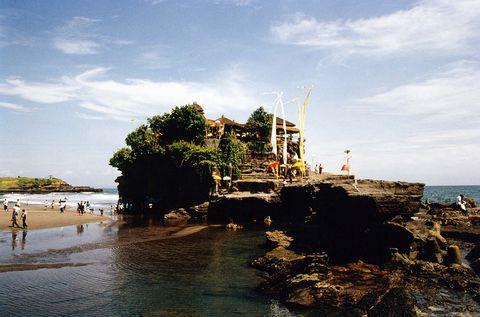 о. Бали, Храм Танах Лот