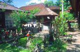 о. Бали, Скульптуры
