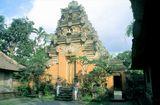 о. Бали, Убуд, Традиционные ворота