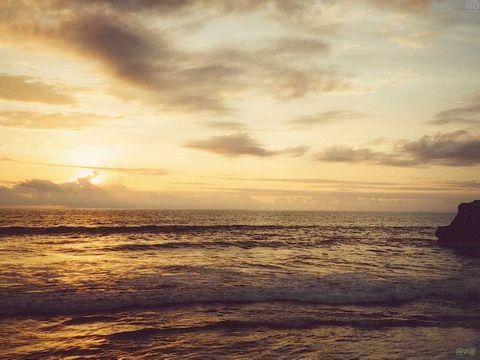 о. Бали, Закат