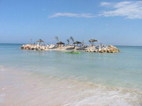 Монтего Бей, Остров в Starfish Trelаwny