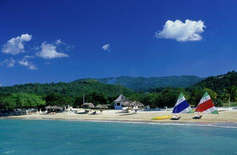 Монтего Бей, Пляж Tryall Club