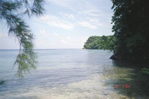 Порт Антонио, Пляж
