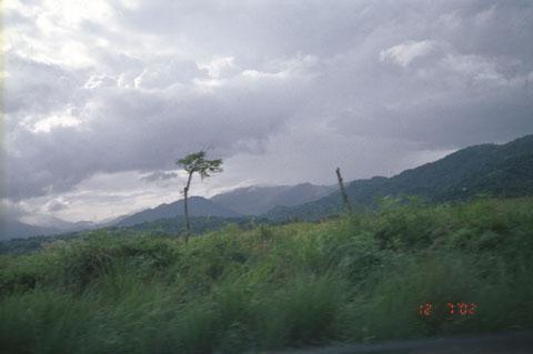 Порт Антонио, Голубые горы