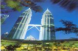 Куала Лумпур, Башни-близнецы Петронас