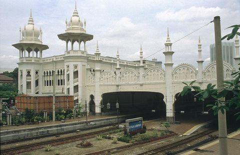 Куала Лумпур, Железнодорожный вокзал