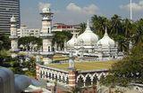 Куала Лумпур, Мечеть Джамек