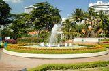 Куала Лумпур, Фонтан