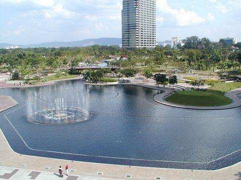 Куала Лумпур, Куала Лумпур, Городской парк
