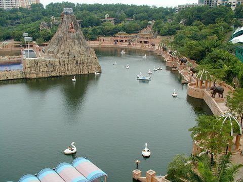Куала Лумпур, Парк развлечений Sunway Lagoon