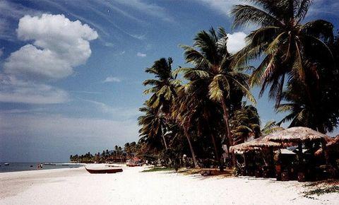 о. Лангкави, Пляж