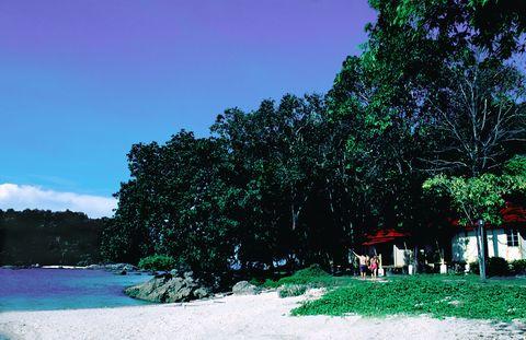 о. Лангкави, Отель Mutiara Burau Bay
